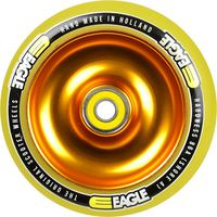 Eagle V2 Gold Core Pro Scooter Wheel Complete