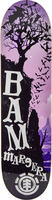 Element BAM Gnarled Skateboard Deck