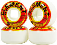 Element Shocked Street Skateboard Rollen 4 Stk.