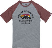 Element Vista Raglan Camiseta