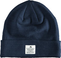 Emerica Standard Issue Beanie Marineblå