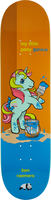 Enjoi Raemers My Little Pony The 3rd Skateboard Bräda