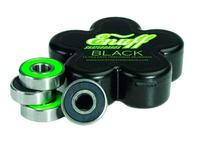 Enuff Black Bearings, 8-Pack
