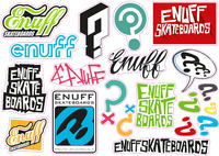 Enuff Sticker Vel