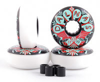 Eulogy Jeff Dalnas Aggressive Wheels 4-Pack