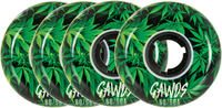 Gawds Team Weed Pro Inlines Hjul 4-Pack