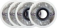 Ground Control 64mm Aggressive Inline Hjul 4-Pak