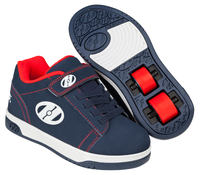 Heelys Dual Up X2 Navy/Red Shoes With Wheels