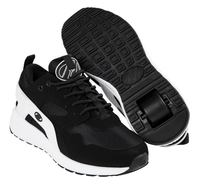 Heelys Force Black/White Shoes With Wheels
