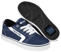 Heelys GR8 Pro Navy/White Shoes With Wheels