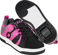 Heelys Repel Nero/Charcoal/Hot Pink Scarpe Con Rotelle