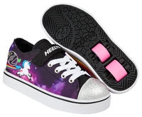 Heelys Snazzy Space/Unicorn Shoes With Wheels