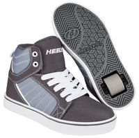 Heelys Uptown Charcoal Shoes With Wheels