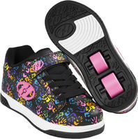 Heelys X2 Dual Up Svart/Multi/Hands Rullesko