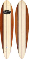 Honey Carver 42 Longboard Deck