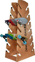 Hydroponic Skateboard 14 Pcs. Rack