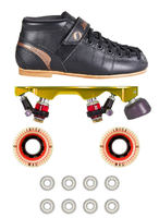 Jump The Apex Roller Derby Patin Package