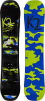 K2 Groms Mini Turbo Snowboard Niño