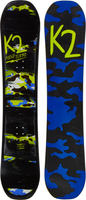K2 Groms Mini Turbo Kids Snowboard