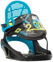 K2 Groms Mini Turbo Snowboard Fijación
