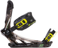K2 Hurrithane 17/18 Snowboard Bindings