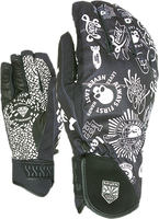 Level Suburban Ski Gloves
