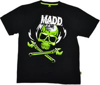 Madd Lightning Bult Barn T-shirt