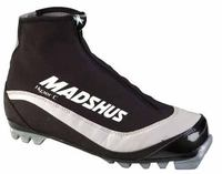 Madshus Hyper C Black Cross Country Ski Boots