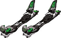 Marker F12 Tour EPF Black Green Ski Bindings