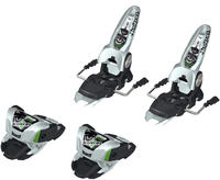 Marker Jester 16 White Green Ski Bindings