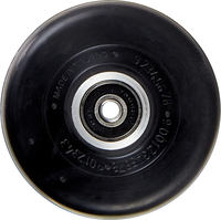 Marwe Rubber Skating Ratchetwheel Complet 80x40mm