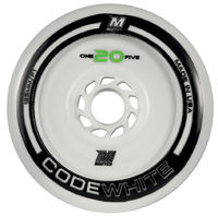 Matter Code White Speed Skate Wheel