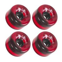 Mindless Team 70mm Longboard Wheel 4-Pack