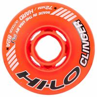 Mission HI-LO Clinger Outdoor Inlines Hockey Hjul