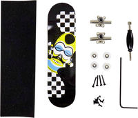 Mitt The Mask Fingerboard