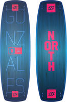North Gonzales 2018 Kiteboard