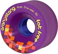 Orangatang Fat Free Longboard Wheel