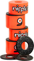 Orangatang Nipples Bushings Pack de 4