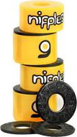 Orangatang Nipples Bushings 4 piezas