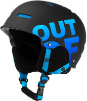 Out Of Wipeout Skihelm