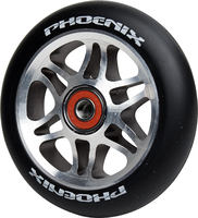 Phoenix F6 Alloy Core Pro Scooter Wheel Complete