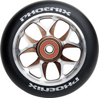 Phoenix F8 Alloy Core Pro Scooter Wheel Complete