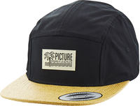 Picture Betty 5 Panel Cap