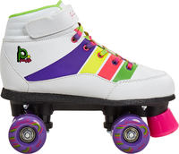 Playlife Groove Quad Patines Infantiles Blanco