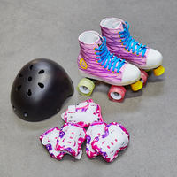 Playlife LED Roller skates Bundle 1