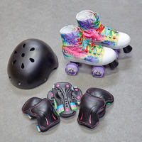 Playlife LED Roller skates Bundle 2
