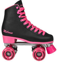 Playlife Melrose Black/Pink Quad Roller skates