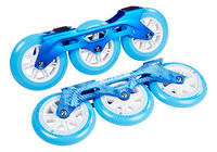 Powerslide Megacruiser Bleu Platines Kit