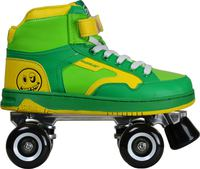 Powerslide Player Green Quad Roller skates