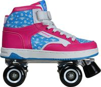 Powerslide Player Pink Quad Roller skates